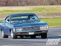 Sucp 1108 1967 Chevy Impala Ss Revenge Of The Land Yachts 000