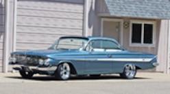 Sucp 0912 01 Pl 1961 Chevy Impala Ss Clone Side View