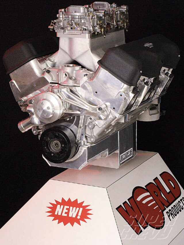 Merlin-X 409 Engine Prototype - Super Chevy Magazine