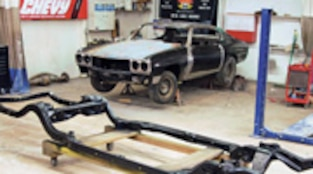 1970 Chevelle Rear End & Suspension - Get Your Chassis Equipped For Battle: Project American Heroes III, Part 3