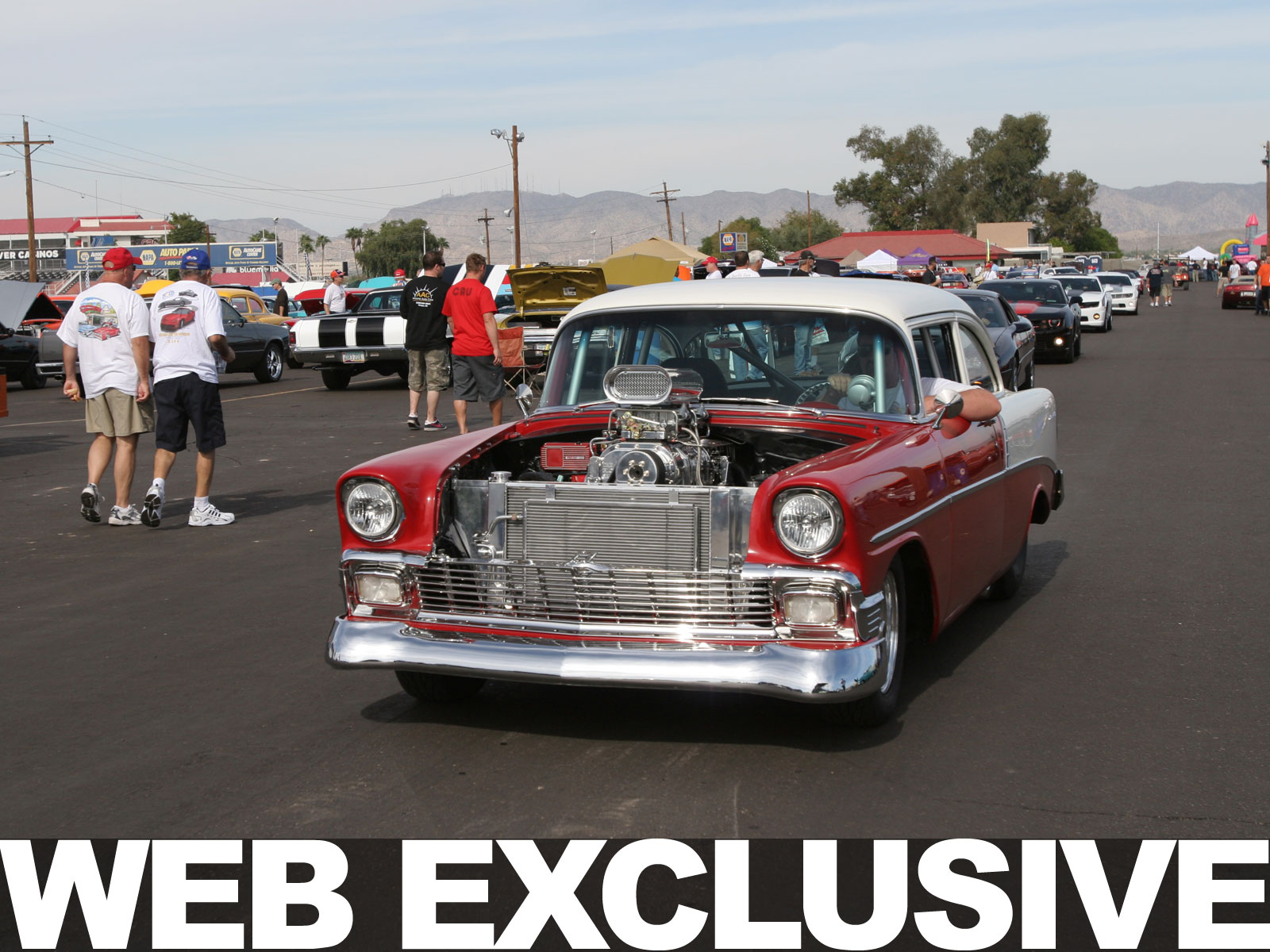 Super Chevy Show at Firebird Raceway - Show & Shine