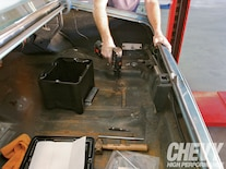 1003chp_07_o Summit_racing_battery_relocation_kit_and_cutoff_switch_install Trunk_space