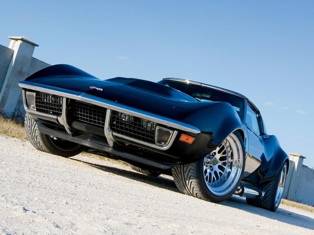 Vemp 1104 Hp 1972 Chevrolet Corvette