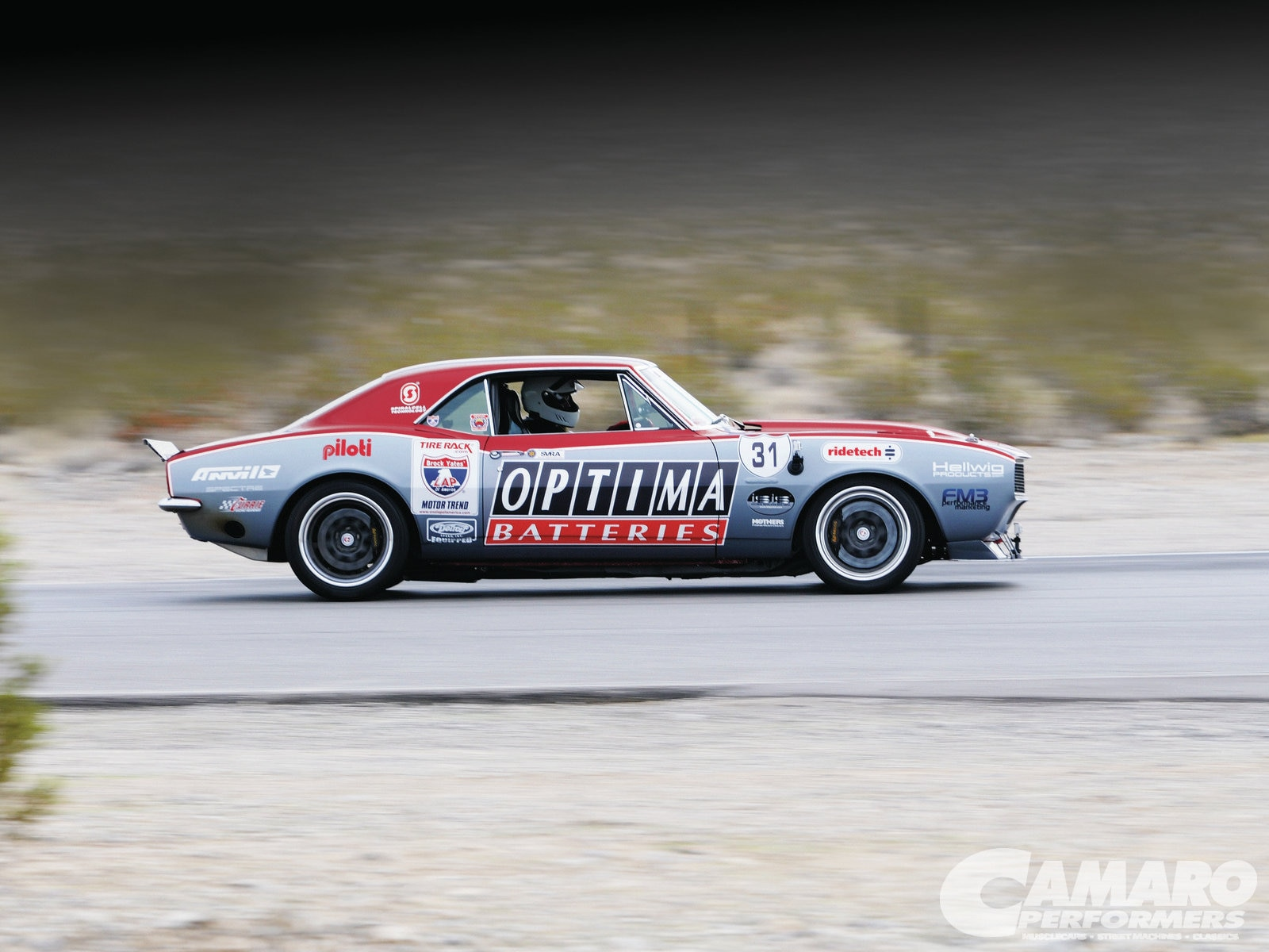 Camp 1105 01 Optima Ultimate Street Car Invitational 1967 One Lap