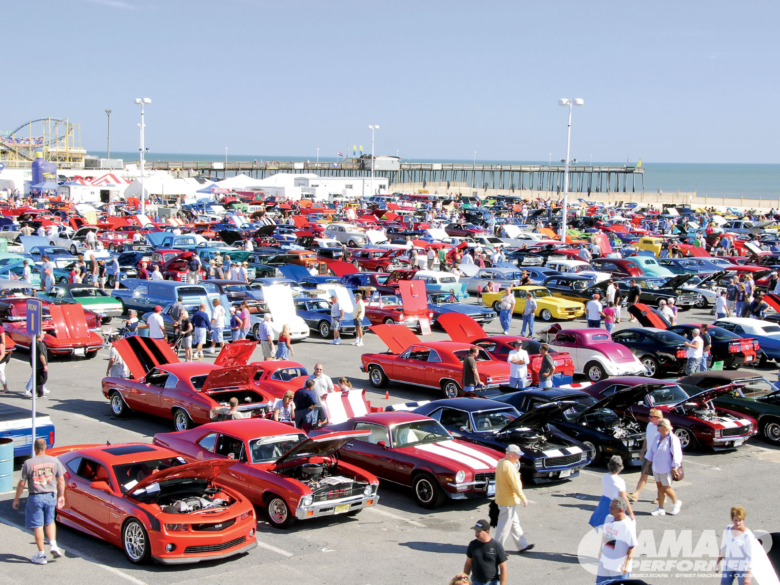 Camp 1104 01 O 13th Annual Endless Summer Cruisin Ocean City Maryland