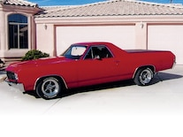 1005chp 02 O 1970 Chevrolet El Camino Side