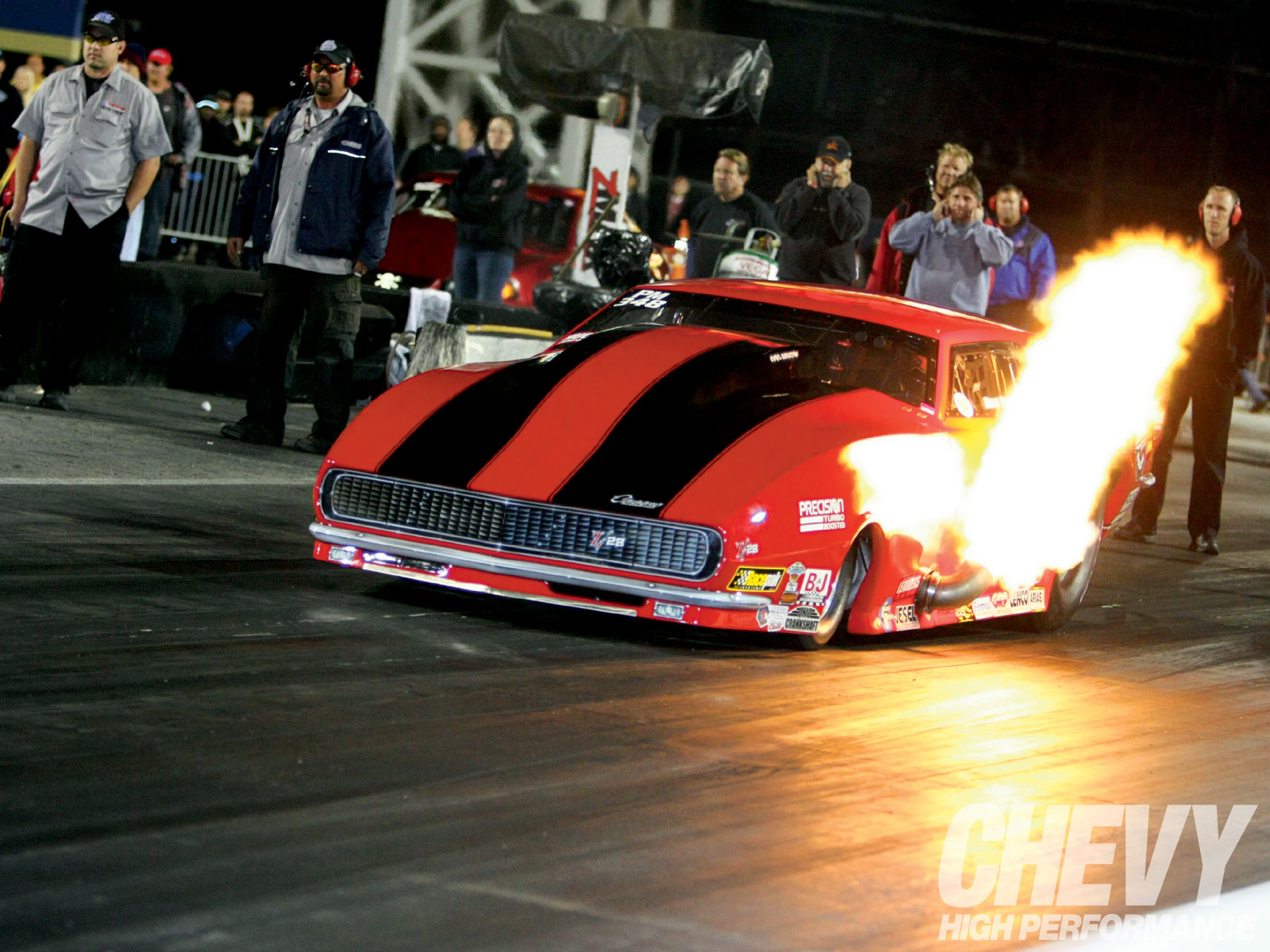 1005chp_05_o 2009_street_car_super_nationals Nhra_pro_mod_competitor