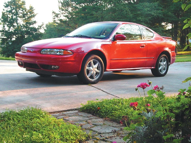 2003 oldsmobile alero gm high tech performance magazine super chevy