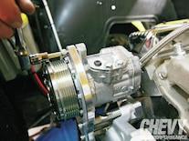 1111chp 08 O  Eddie Motorsports S Drive Serpentine Kit Install Alternator