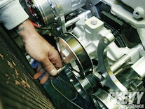 1111chp 11 O  Eddie Motorsports S Drive Serpentine Kit Install Water Pump Pulley