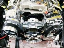 1111chp 15 O  Eddie Motorsports S Drive Serpentine Kit Install Finished