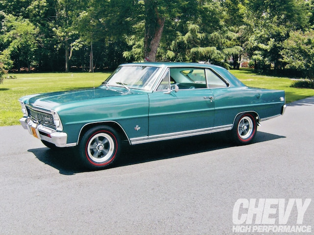 1111chp 03 O  1966 Chevrolet Nova Side