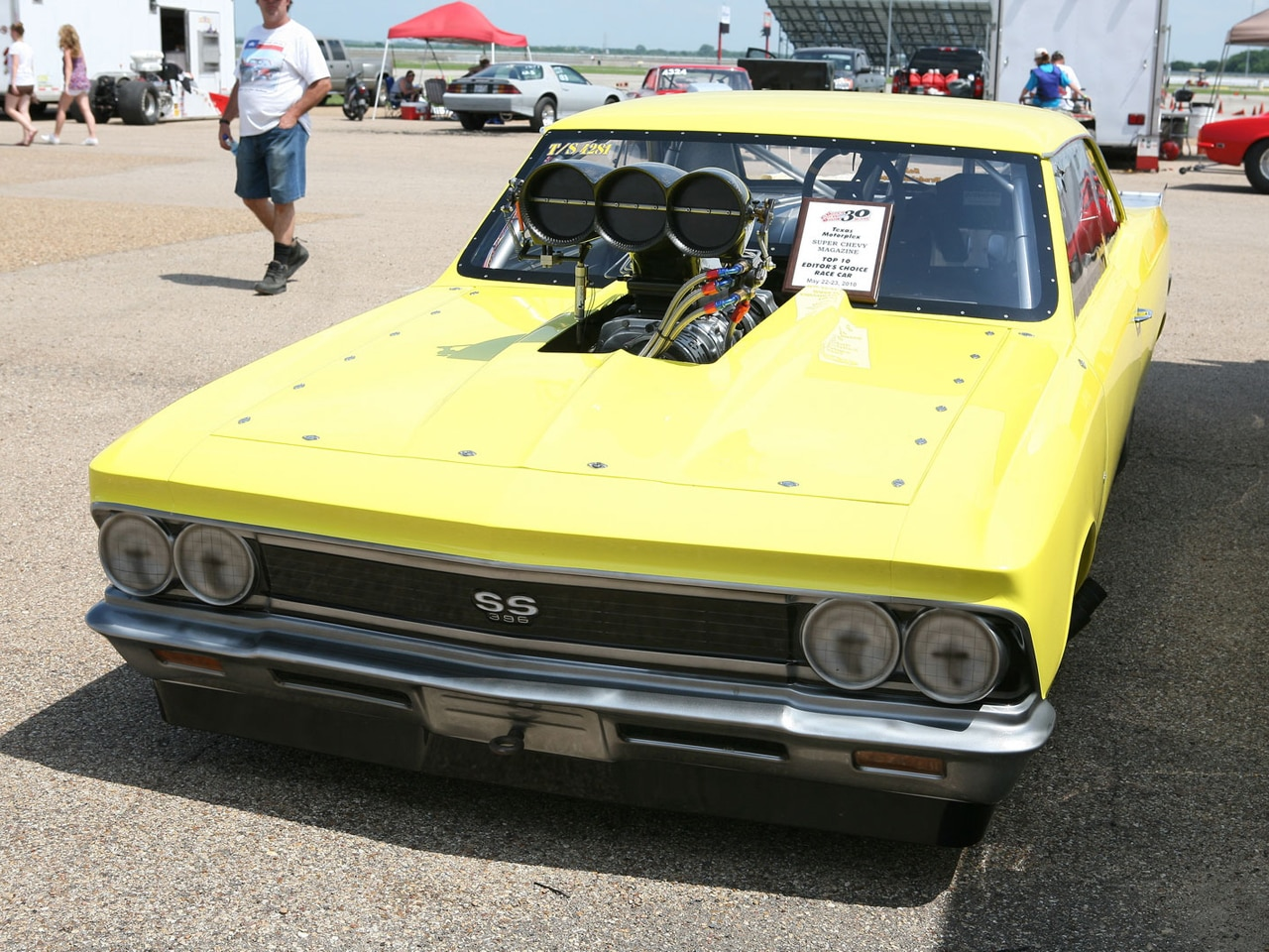 Sucp 1005w 51 O 2010 Super Chevy Show Texas Motoplex Drag Car
