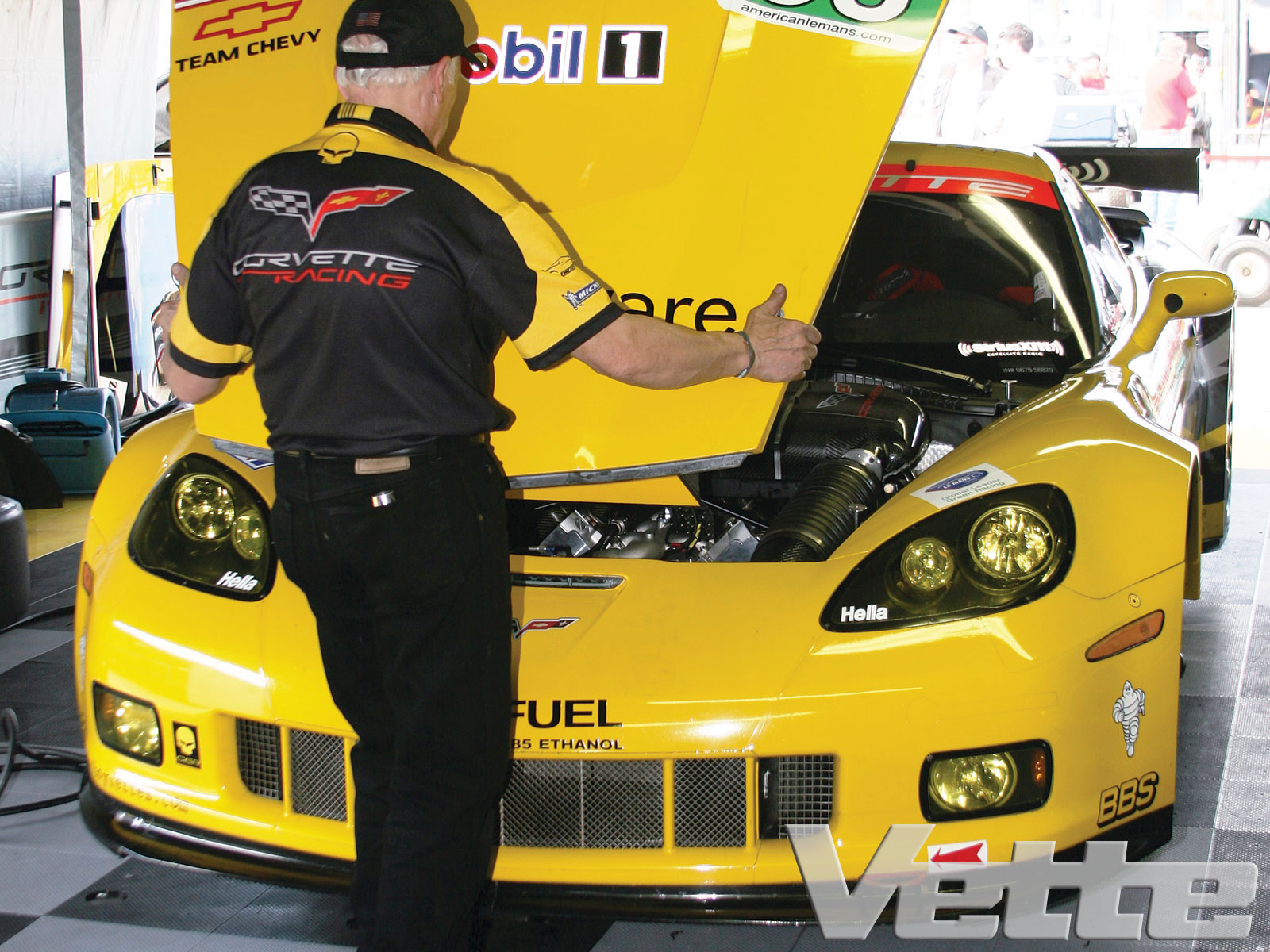 Vemp 1108 Hp 2011 Corvette Racing C6R