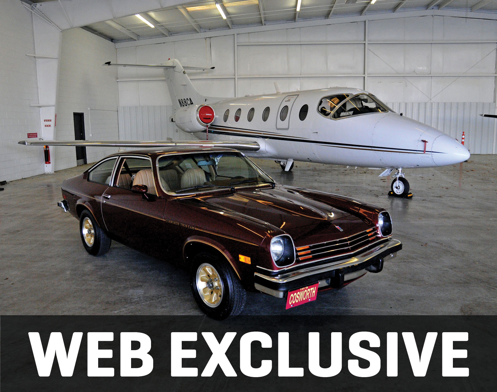 1971 Chrevolet Vega - Exclusive Photos!