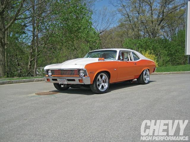 1110chp 01 O  1971 Chevrolet Nova Front