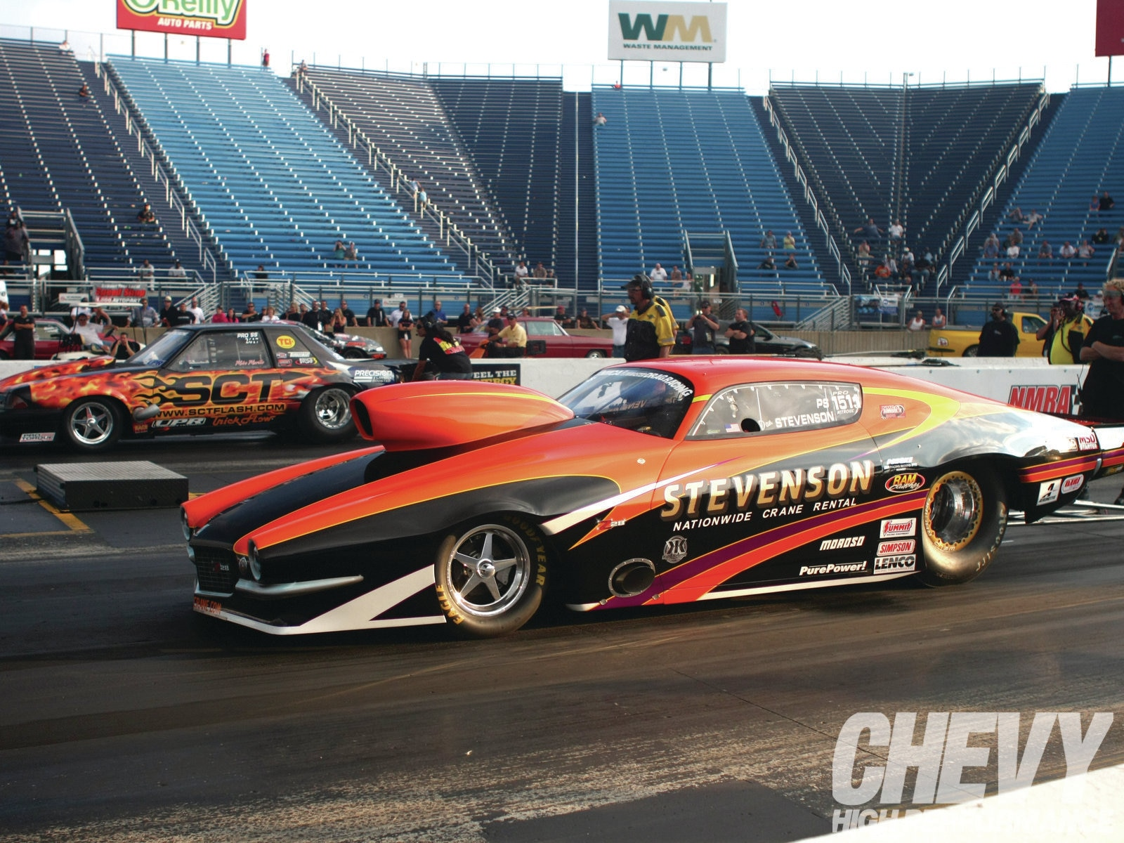 NMCA Drag Racing - Civil War
