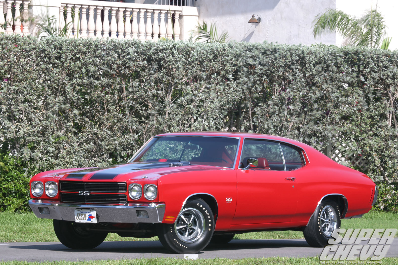 Sucs 110049 Years 003 1970 Chevelle LS 6