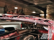 Sucp 1111 Chevy Tech Rusted Windshield Fix More Rust Repair 002