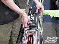 Sucp 1111 1972 1971 1970 Chevelle Conversion Sheetmetal Swap 033