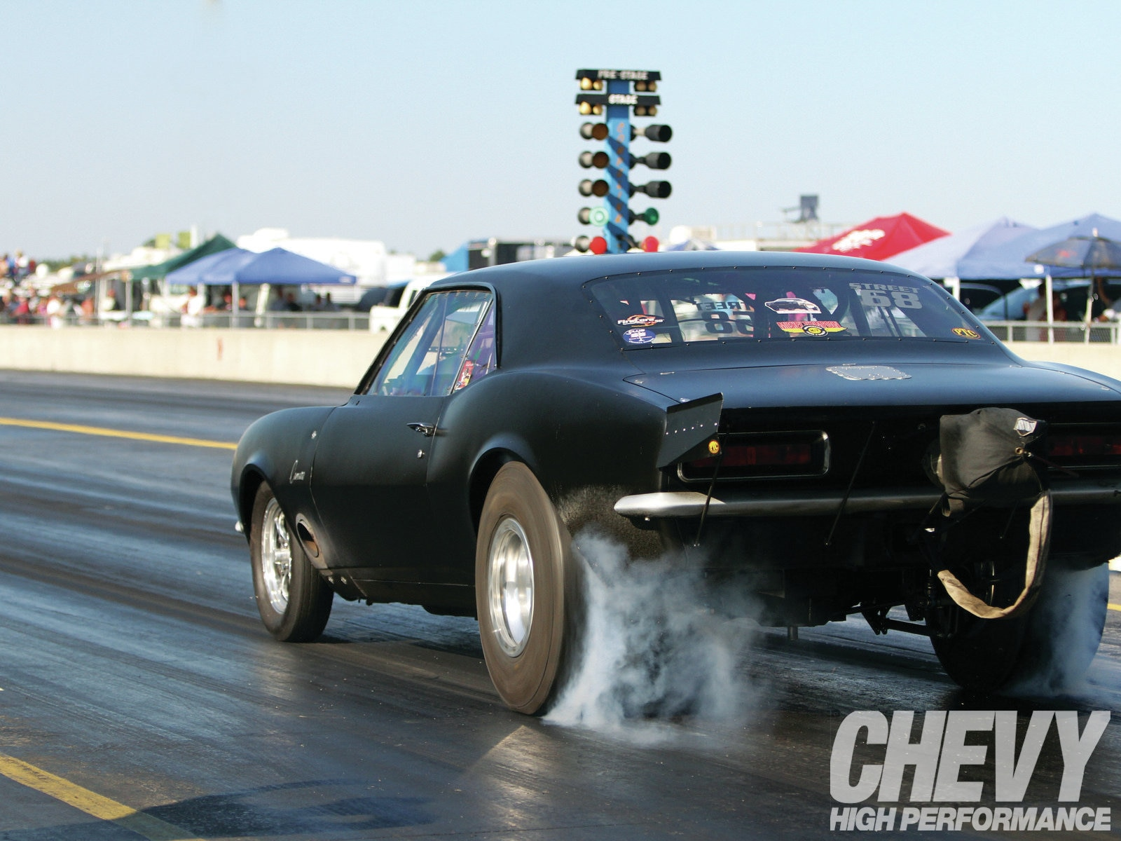1204chp 01 O  Outlaw World Of Drag Racing Rear