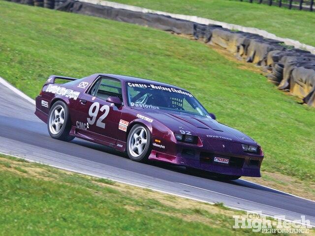 1101gmhtp 04 O 1992 Cmc2 Chevrolet Camaro Side