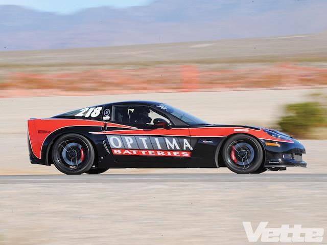 Vemp 1101 03 2006 Chevrolet Corvette Z06