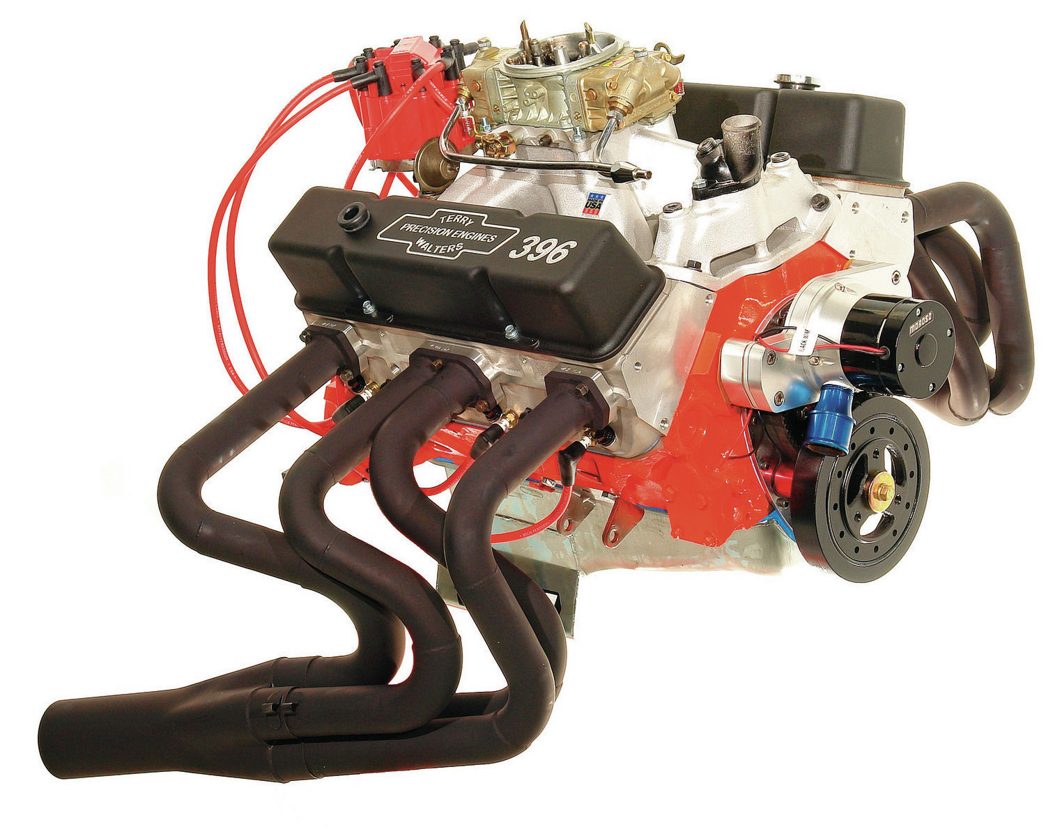 1102chp 01 O 396ci Small Block