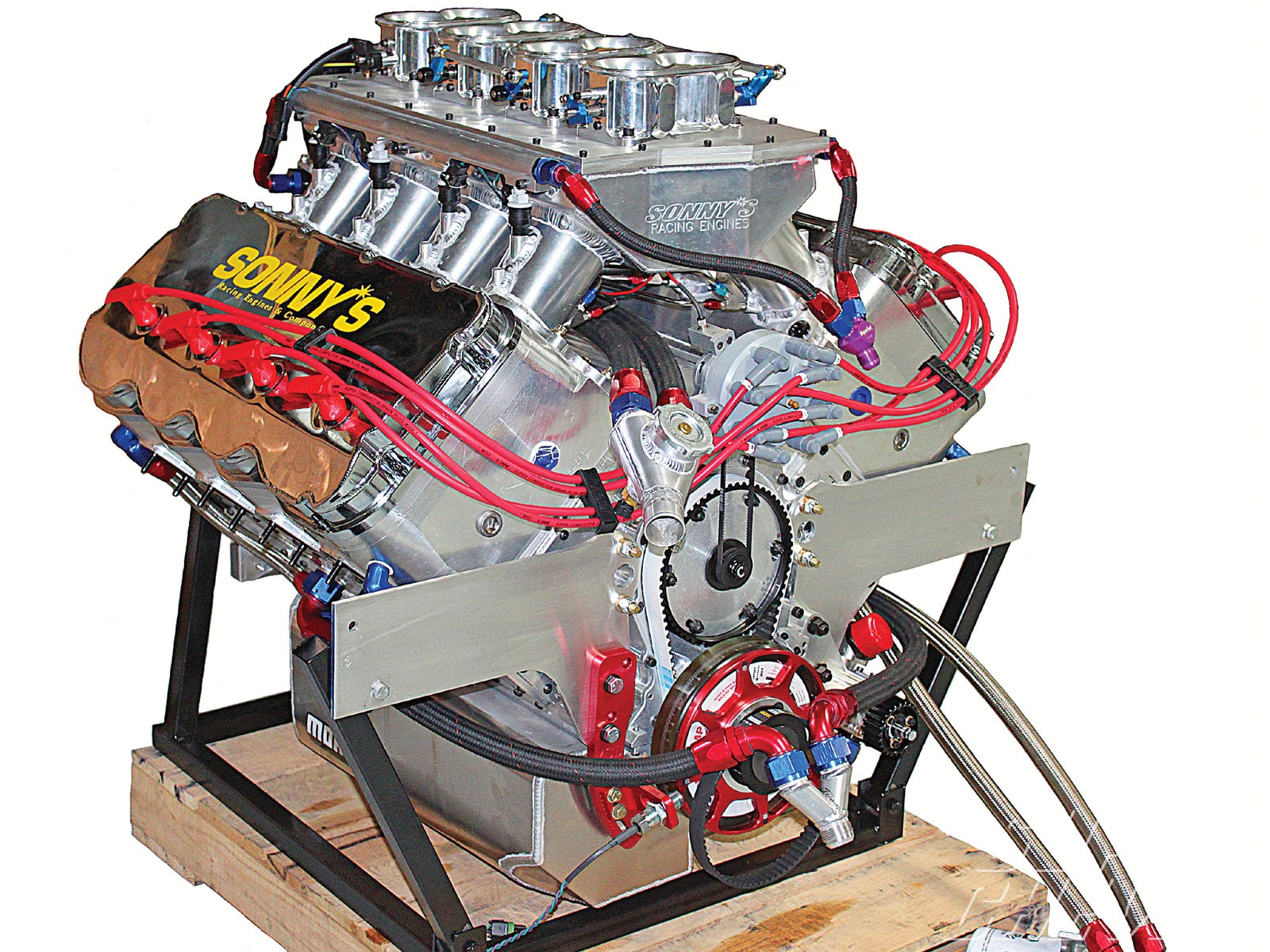 Sucp_1101_18 SAR_940_racing_engine Pump_gas_monster_motor
