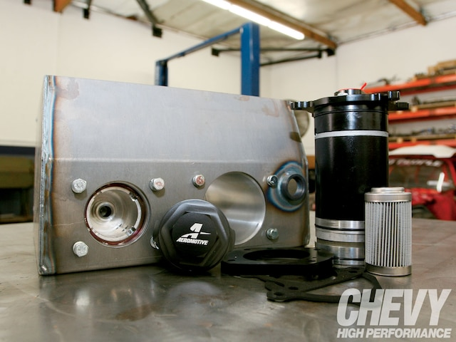 1101chp 01 O Aeromotive Stealth Fuel Pump System Kit