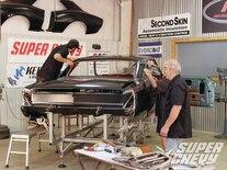 Sucp 1201 18 1967 Chevrolet Chevelle Ss396 Restoration Part 2