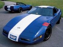 Corp 0311 01 1996 Chevrolet Corvette Grand Sport