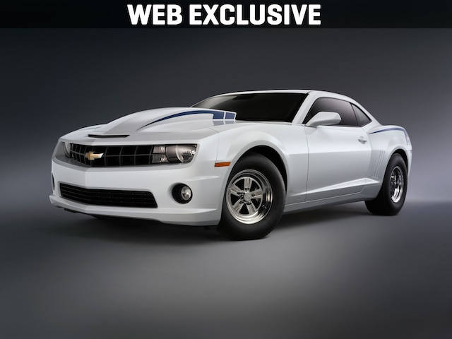Sucp 111101 01 Chevrolet Camaro News From Sema