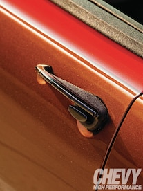 1202chp 12 O  1962 Chevrolet Ii Door Handle