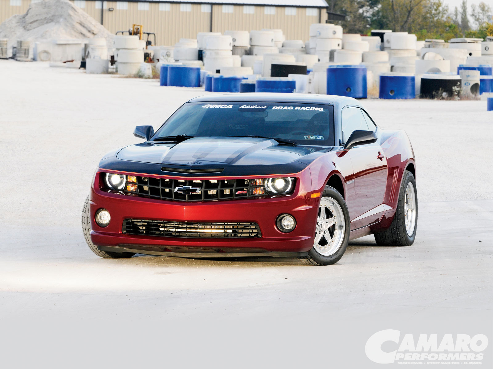 2010 Chevrolet Camaro - To The Nines