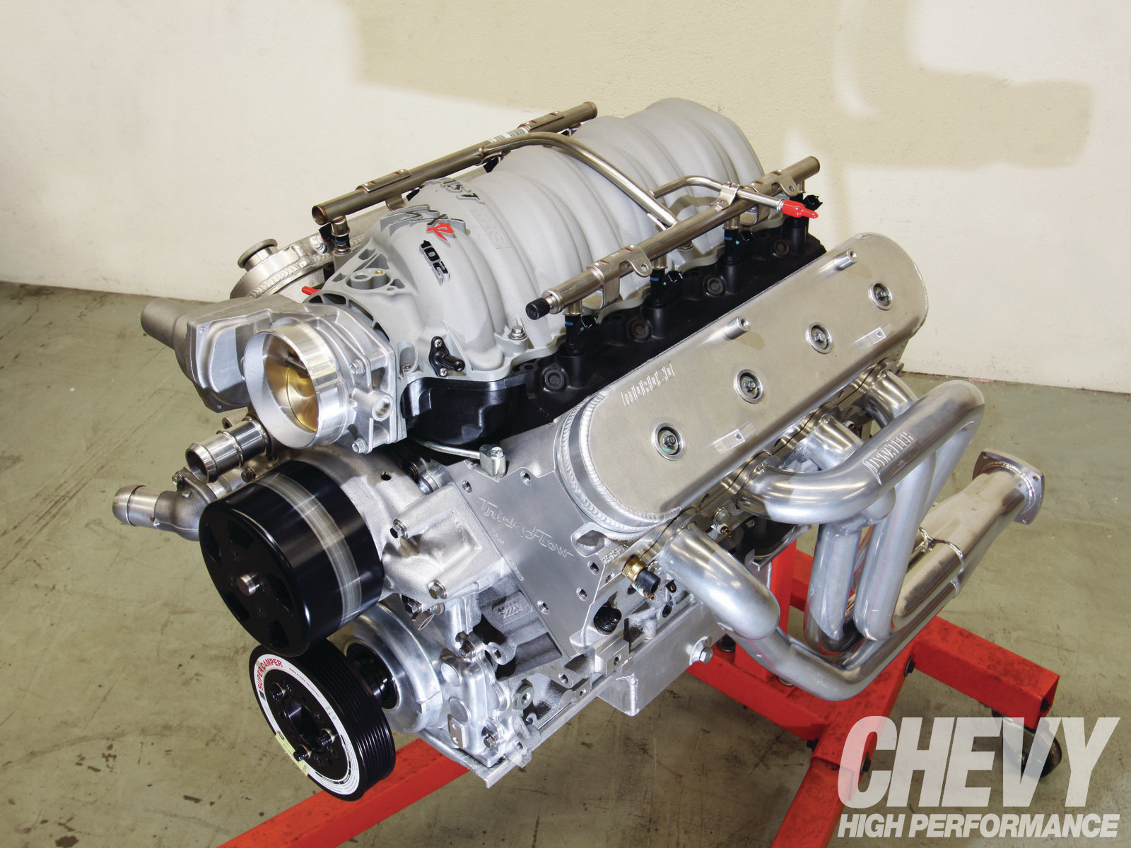 1105chp 01  Tuning An Ls2 Engine