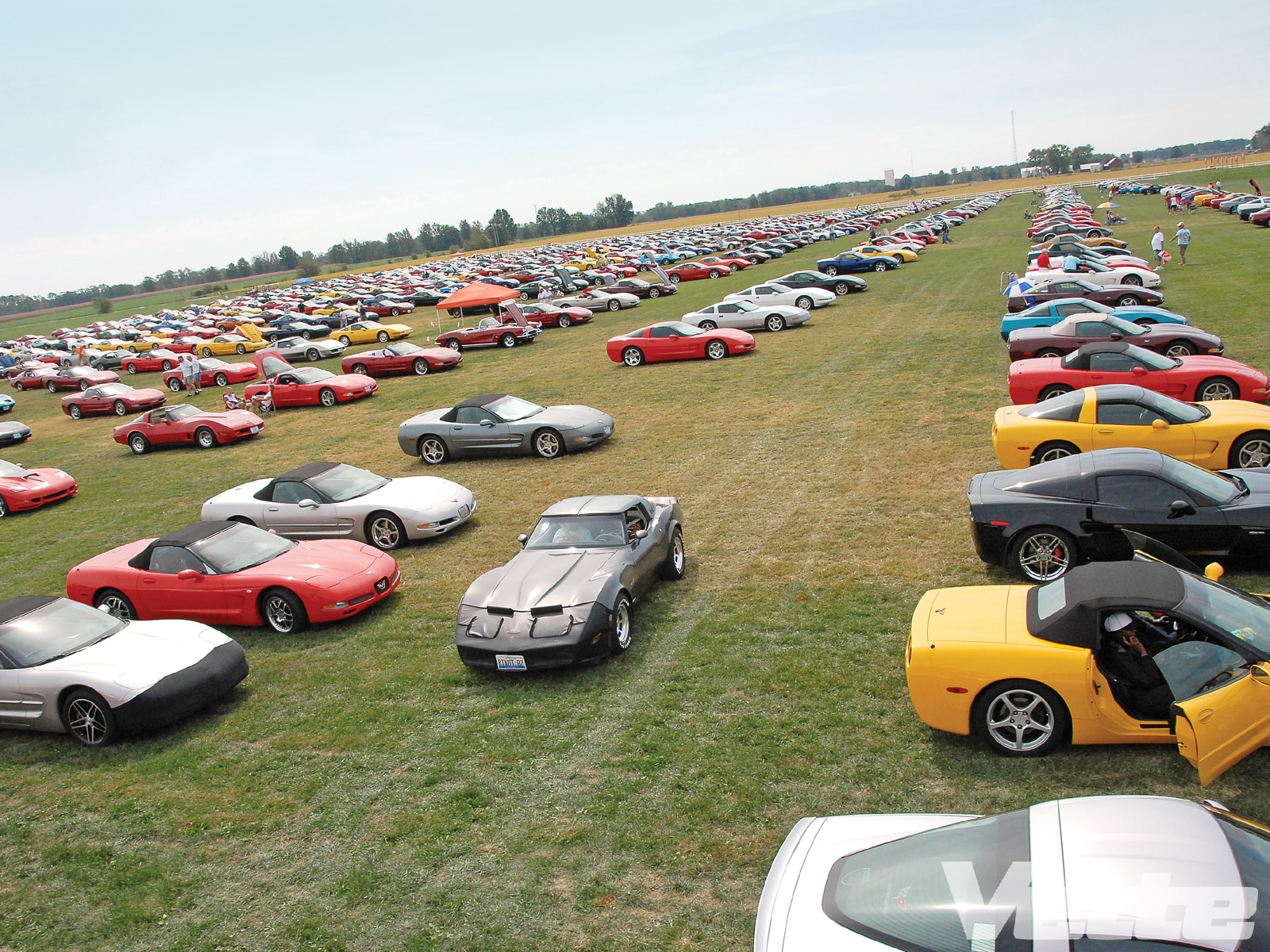 2010 Funfest Corvettes - Best Of Funfest