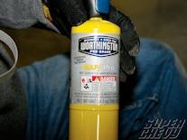 Sucp 1104 04 O 1955 Chevy Tri Five Body Rust Repair MAP Gas Torch
