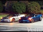 C6 Corvette ZR1 Convertibles - LS9-Powered '07 and '08 Drop-Top