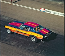 Sucp 1203 18 Super Chevy Drag Racing Greats Chevy Camaro