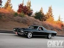 1207chp 01 O  1968 Chevrolet El Camino Ss Side