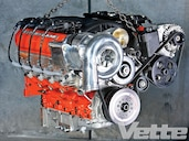 Supercharged LSX Engine Build - Wild 1,000 HP ProCharged Corvette