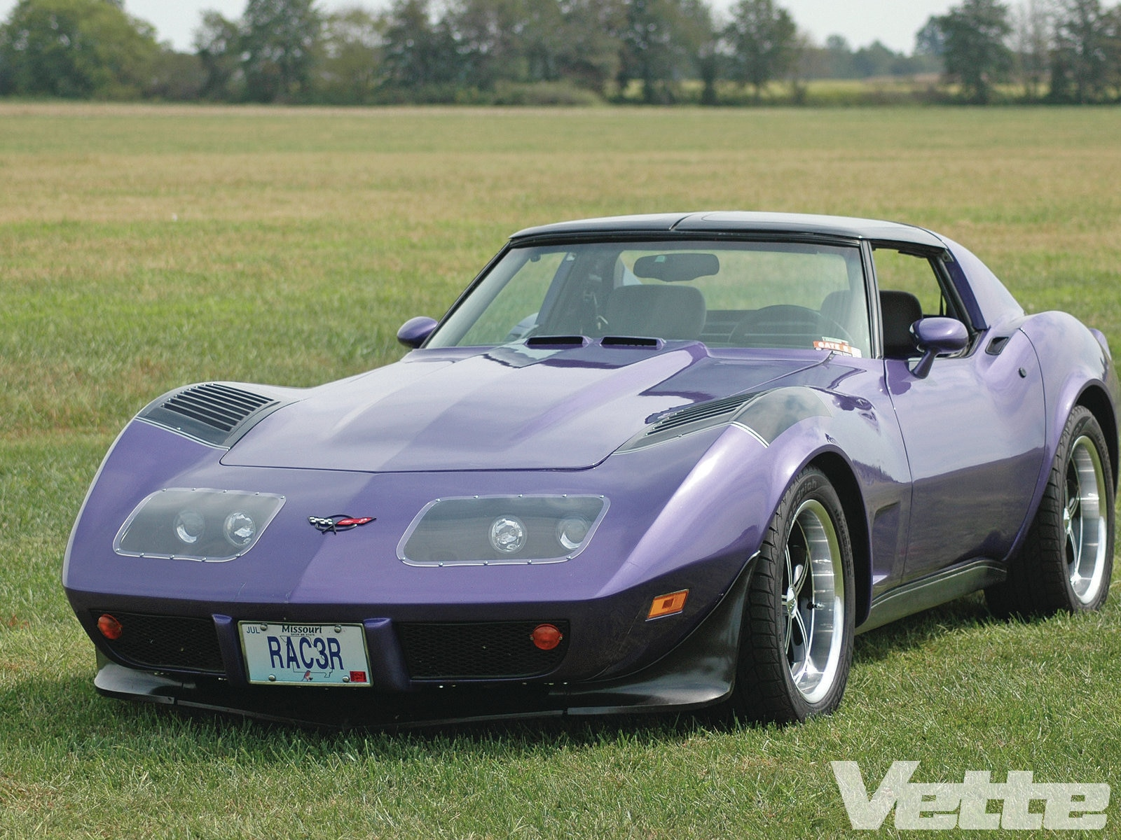 1974 Chevrolet Corvette Custom Autocross Prepped C3 Stingray Coupe