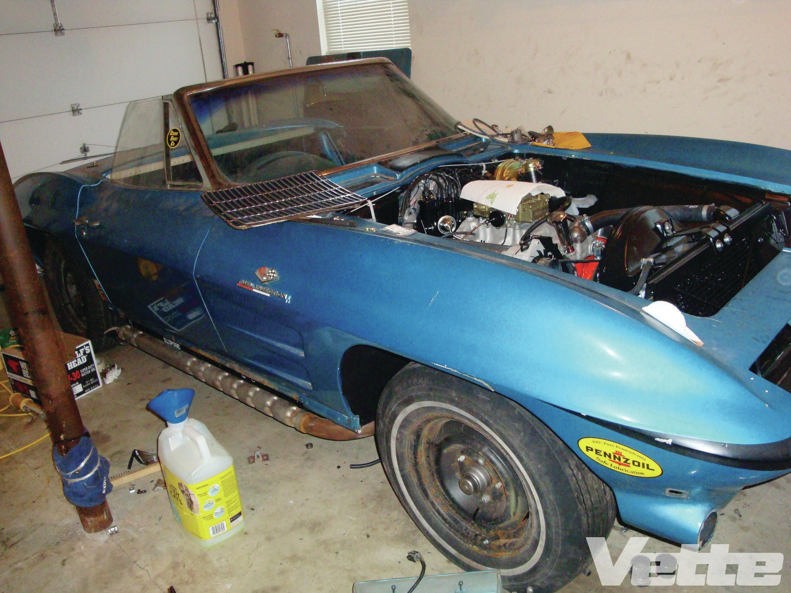 1964 Chevrolet Corvette - Rare Finds