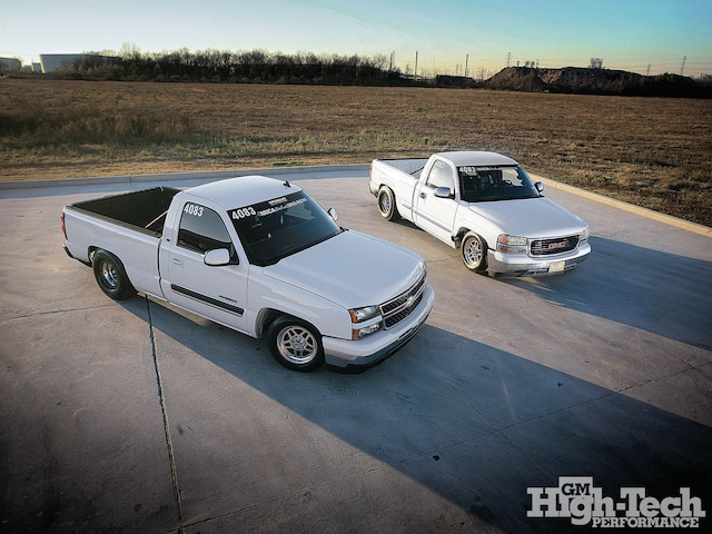 Ghtp 1108 00 1000 Plus HP GM Pickup Trucks