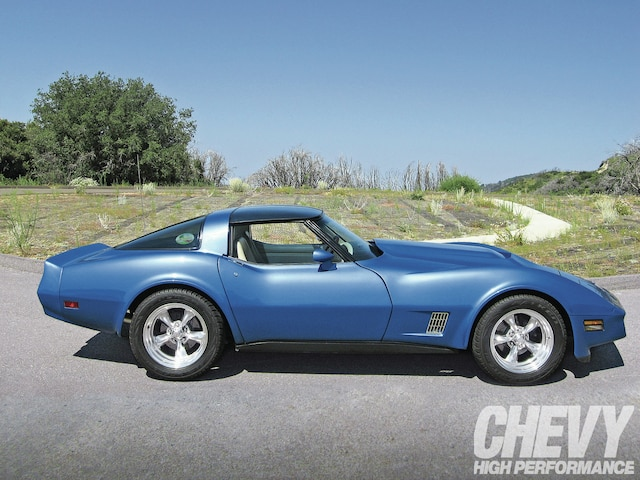 1206chp 01 O  1980 Chevrolet Camaro Side