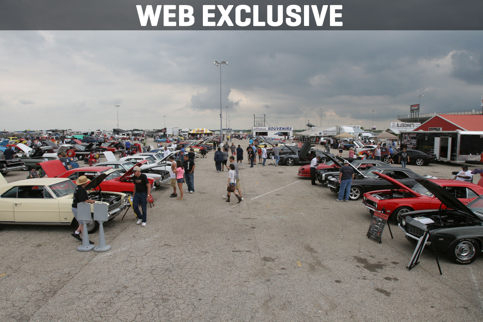 2012 Ennis Super Chevy Show - Web Exclusive