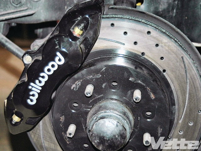 Vemp 1210 01 Installing Wildood D86 Brake Upgrade What Lies Beneath