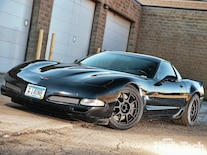 Ghtp 12035 000 1999 Chevy Corvette Stealth Fighter