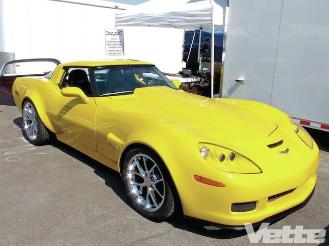 Vemp 1204 000 1980 Chevy Corvette Premium Blend